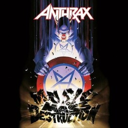 ANTHRAX - Music Of Mass Destruction (Cd/dvd) (CD+DVD)