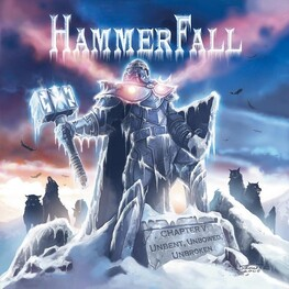 HAMMERFALL - Chapter V: Unbent,  Unbowed, (CD)