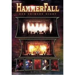 HAMMERFALL - One Crimson Night (DVD)