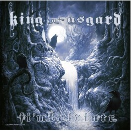 KING OF ASGARD - Fi'mbulvintr (CD)
