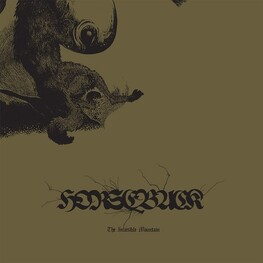 HORSEBACK - The Invisible Mountain (CD)