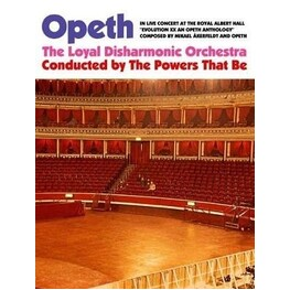 OPETH - Opeth - In Live Concert At The Royal Albert Hall (Deluxe 5 Disc Set) (2 DVD + 3 CD)
