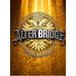 ALTER BRIDGE - Live From Amsterdam (With Dvd) (CD+DVD)