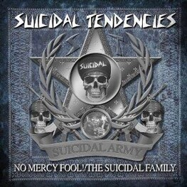 SUICIDAL TENDENCIES - No Mercy Fool!/the Suicidal Family (CD)