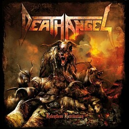 DEATH ANGEL - Relentless Retribution (CD)