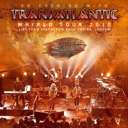 TRANSATLANTIC - Whirld Tour 2010 - Live In London (Deluxe Edition) (3CD + 2DVD)