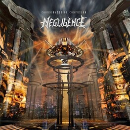 NEGLIGENCE - Coordinates Of Confusion (CD)