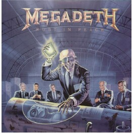 MEGADETH - Rust In Peace (Limited Edition Vinyl) (LP)