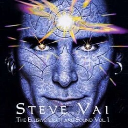 STEVE VAI - Archive Vol. 1 : The Elusive Light And Sound (CD)
