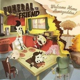 FUNERAL FOR A FRIEND - Welcome Home Armageddon (CD)