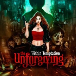 WITHIN TEMPTATION - Unforgiving, The (CD)