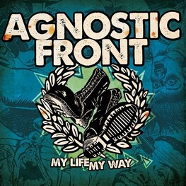 AGNOSTIC FRONT - My Life My Way (Ltd Ed) (CD)