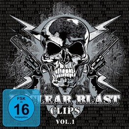 VARIOUS ARTISTS - Nuclear Blast Clips Volume 1 (DVD)