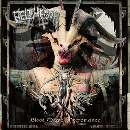 BELPHEGOR - Blood Magick Necromance (CD)