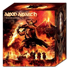 AMON AMARTH - Surtur Rising (Ltd Ed) (CD+DVD)