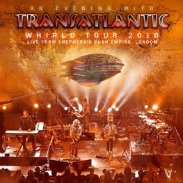 TRANSATLANTIC - Whirld Tour 2010: Live In London (3cd Set) (3CD)