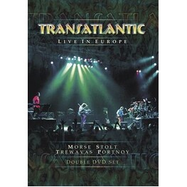 TRANSATLANTIC - Live In Europe (2 Dvd) (2 DVD)