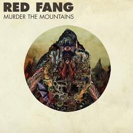 RED FANG - Murder The Mountains (CD)