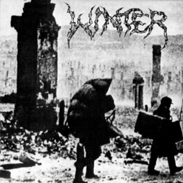 WINTER - Into Darkness (CD)