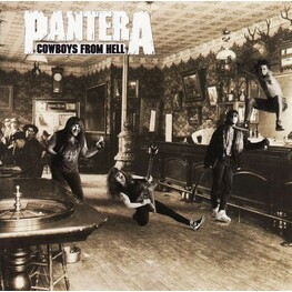 PANTERA - Cowboys From Hell (Explicit Version 2 Lp) (2LP)