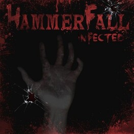 HAMMERFALL - Infected (Limited Edition) (CD+DVD)