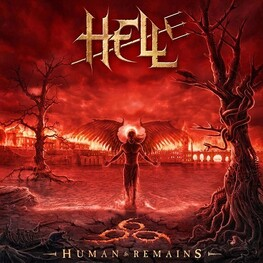 HELL - Human Remains (CD)