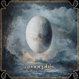 AMORPHIS - Beginning Of Times, The (CD)