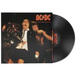 AC/DC - If You Want Blood You've Got It (Remastered) (LP)