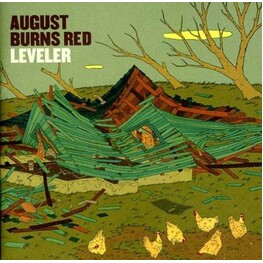 AUGUST BURNS RED - Leveler (CD)