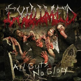 EXHUMED - All Guts No Glory (CD)