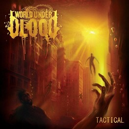 WORLD UNDER BLOOD - Tactical (Limited Edition) (CD)
