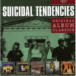 SUICIDAL TENDENCIES - Original Album Classics (5CD)