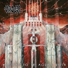 VADER - Welcome To The Morbid Reich (CD)
