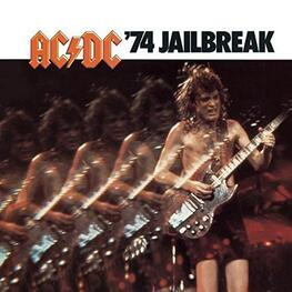 AC/DC - '74 Jailbreak (Remastered) (LP)