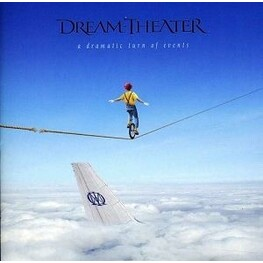 DREAM THEATER - Dramatic Turn Of Events, A (CD)