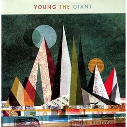 YOUNG THE GIANT - Young The Giant (LP)