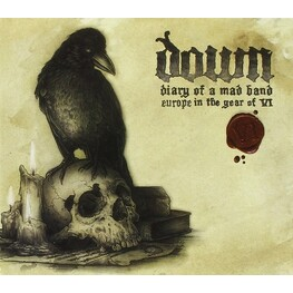 DOWN - Diary Of A Mad Band: Deluxe Edition (Bonus Dvd) (CD+DVD)