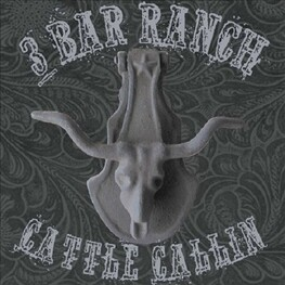 HANK WILLIAMS III, HANK 3'S 3 BAR RANCH - Cattle Callin (CD)