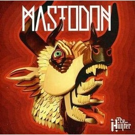 MASTODON - Hunter, The (CD)