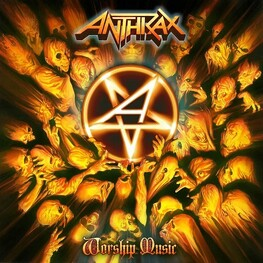 ANTHRAX - Worship Music (Ltd Ed) (CD)