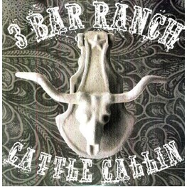 HANK WILLIAMS III, HANK 3'S 3 BAR RANCH - Cattle Callin (Vinyl) (LP)