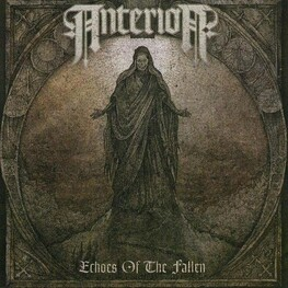 ANTERIOR - Echoes Of The Fallen (CD)