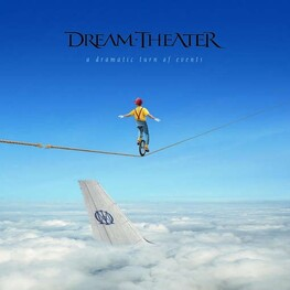 DREAM THEATER - Dramatic Turn Of Events (180gm Vinyl 2 Lp) (2LP)