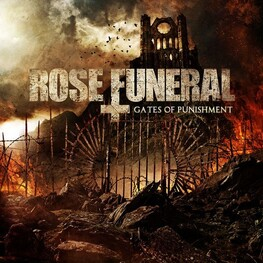 ROSE FUNERAL - Gates Of Punishment (CD)