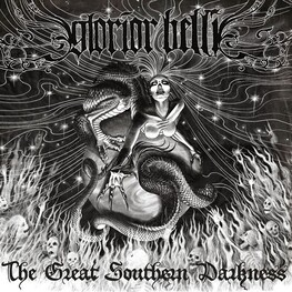 GLORIOR BELLI - Great Southern Darkness, The (CD)