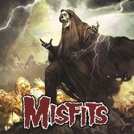 MISFITS - Devils Rain, The (CD)