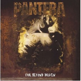 PANTERA - Far Beyond Driven (Explicit Version 2 Lp) (2LP)