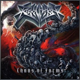 REVOCATION - Chaos Of Forms (CD)