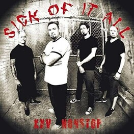 SICK OF IT ALL - Nonstop (Re-recording) (CD)
