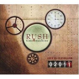 RUSH - Time Machine 2011: Live In Cleveland (2CD)